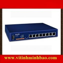 Switch POE 8 port TEF1108P tenda