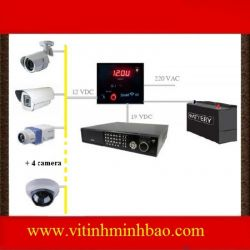 Super Power CCTV 8+